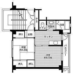 荒野台駅 2.1万円