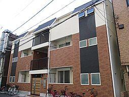 大阪府門真市宮野町の賃貸アパートの外観