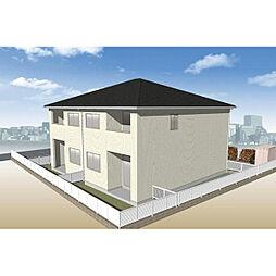 仮)八王子市大谷町新築アパート[101号室]の外観