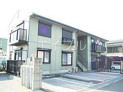 いちごハウス[1階]の外観