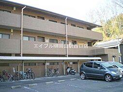 岡山県岡山市中区湊丁目なしの賃貸マンションの外観