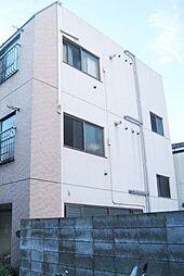 東京都渋谷区上原3丁目の賃貸マンションの外観