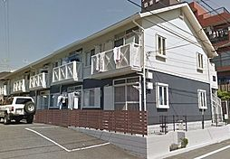 神奈川県横浜市港北区日吉7丁目の賃貸アパートの外観