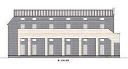 AXIS TACHIKAWA(アクシス タチカワ)[107号室]の外観