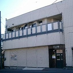 神奈川県川崎市宮前区馬絹2丁目の賃貸アパートの外観