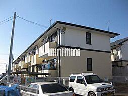 マグノリアA・B[1階]の外観