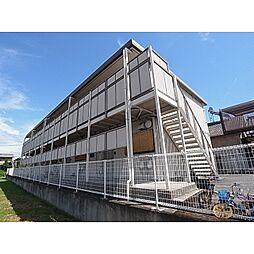 奈良県大和高田市中三倉堂1丁目の賃貸アパートの外観