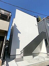 プランドール加美[2階]の外観