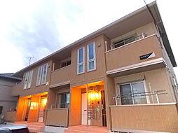 埼玉県さいたま市南区大字広ヶ谷戸の賃貸アパートの外観