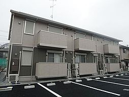 クレール・モモB棟[2階]の外観