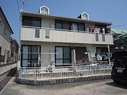 グランドール岩田 B棟[2階]の外観