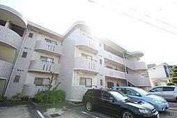愛知県名古屋市瑞穂区彌富ケ丘町2丁目の賃貸マンションの外観