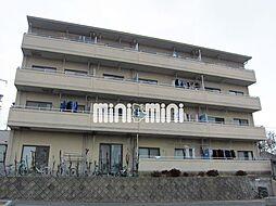 マンション青山[1階]の外観