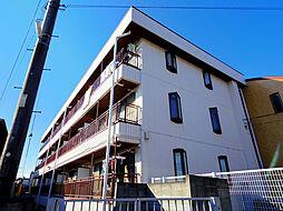 シャトレ所沢[2階]の外観