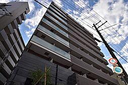 プランドール新大阪PARKレジデンス[8階]の外観
