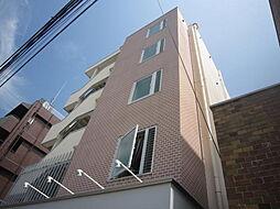 ヴィアーレ芦屋[4階]の外観