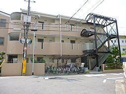 ラカーサII[3階]の外観
