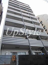 東京都台東区千束3丁目の賃貸マンションの外観