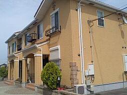 ピアッツァ羽倉崎[1階]の外観