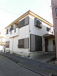 [テラスハウス] 神奈川県川崎市幸区小倉2丁目 の賃貸【/】の外観