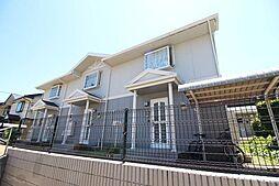 神奈川県横浜市都筑区北山田2丁目の賃貸アパートの外観