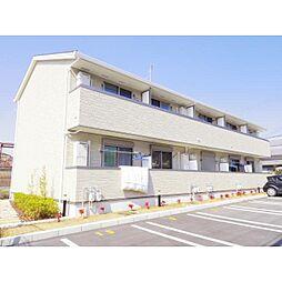 奈良県奈良市白毫寺町の賃貸アパートの外観
