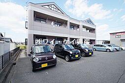 エポックハシマI[1階]の外観