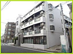 東京都世田谷区粕谷4丁目の賃貸マンションの外観
