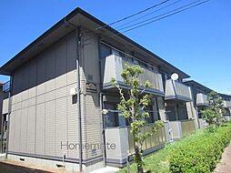 千葉県千葉市稲毛区宮野木町の賃貸アパートの外観