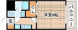 兵庫県神戸市西区大津和3丁目の賃貸マンションの間取り