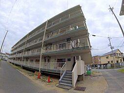 ビレッジハウス鴻池3号棟[4階]の外観