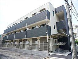 千葉県船橋市西船6丁目の賃貸マンションの外観