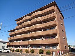 クレセント桜島[4階]の外観