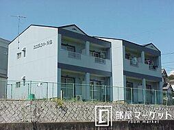 愛知県豊田市泉町3丁目の賃貸アパートの外観