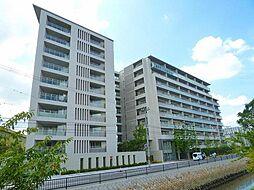兵庫県西宮市浜松原町の賃貸マンションの外観
