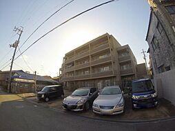 リヴィエルコート西本町[1階]の外観