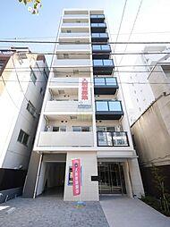 東京都台東区三筋1丁目の賃貸マンションの外観