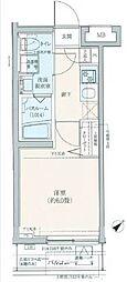 ロアール大塚弐番館[2階]の間取り