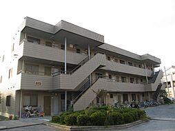 東京都江戸川区松本1丁目の賃貸マンションの外観