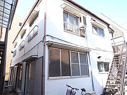 サイトウハウス[2階]の外観