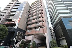 プラザ末吉橋[9階]の外観