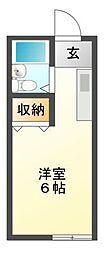 市民公園前駅 2.3万円