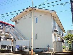 プチアローム[2階]の外観