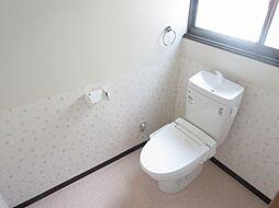 トイレは間取り...