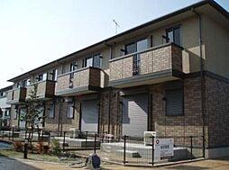 リビングタウン江戸屋敷D棟[2階]の外観
