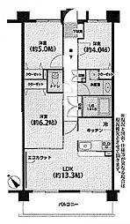 東小金井 小金井市緑町 コート武蔵小金井