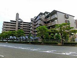 大阪府富田林市寿町2丁目の賃貸マンションの外観
