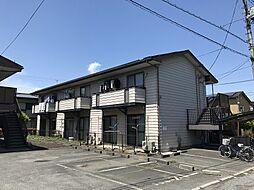 フォブール矢島A棟[103号室]の外観