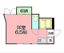 メゾン北鎌倉[2階]の間取り
