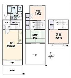金沢シーサイドダウン第一住宅10ー16号